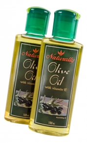 Naturally Olive Oil + vitamin E