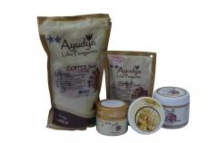 Ayudya Lulur Pengantin Coffee Scrub (+lavender)